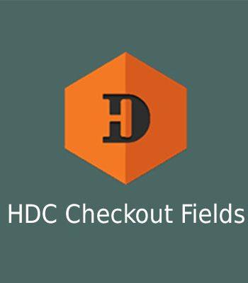 HDCommerce Additional Checkout Fields